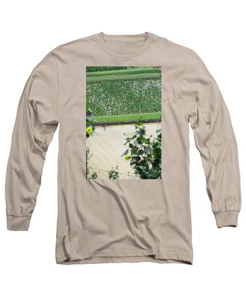 Long Sleeve T-Shirt featuring the photograph Hawaiian Transplants by Brenda Pressnall