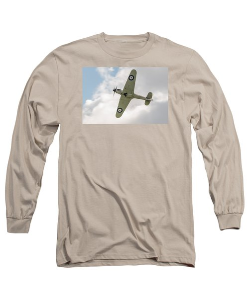 Hawker Hurricane Mk I Long Sleeve T-Shirt