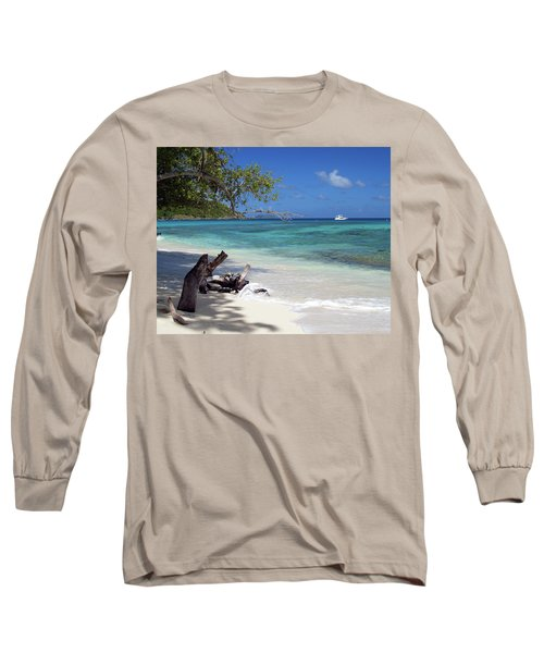 Hawksnest Bay 1 Long Sleeve T-Shirt