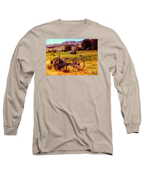 Golden Harvest Long Sleeve T-Shirt