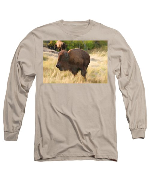 He Just About Got Me Long Sleeve T-Shirt