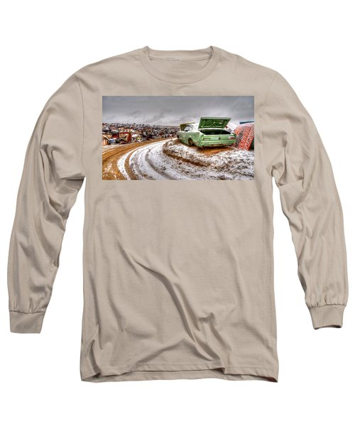 Head Of The Pack Long Sleeve T-Shirt
