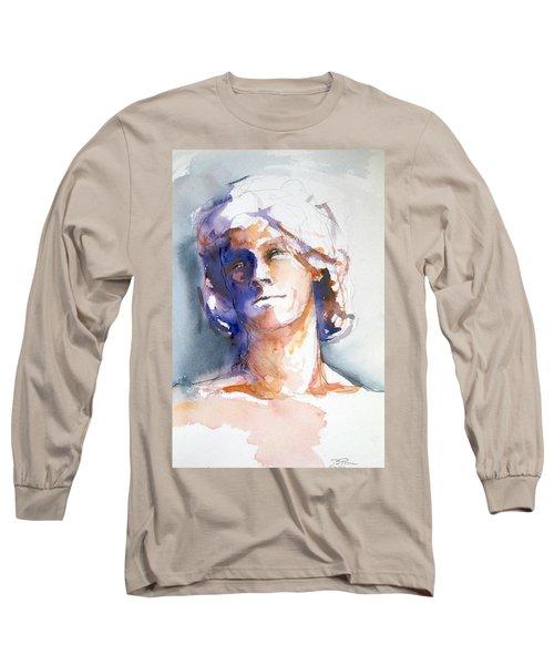 Head Study 1 Long Sleeve T-Shirt
