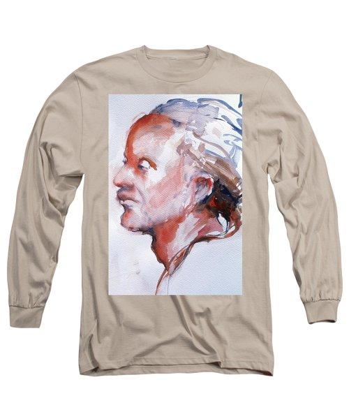 Head Study 5 Long Sleeve T-Shirt
