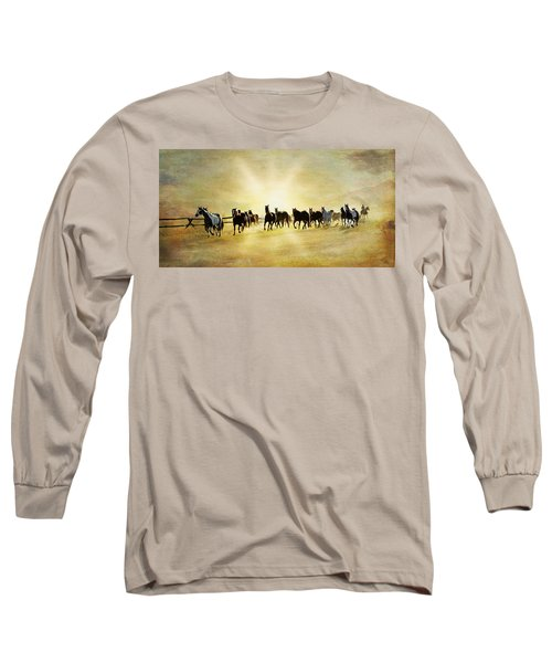 Headed Home Ll Long Sleeve T-Shirt