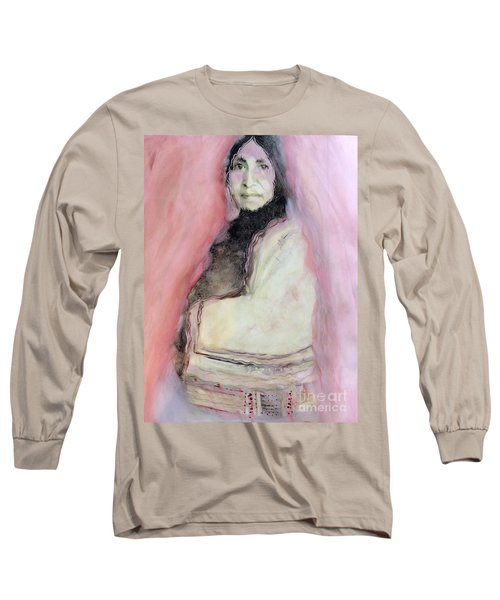 Healing Mother Earth Long Sleeve T-Shirt
