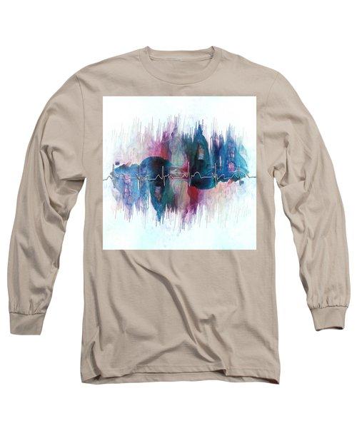 Heartbeat Drama Long Sleeve T-Shirt