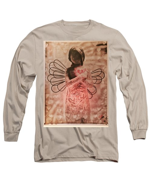 Heartfelt Long Sleeve T-Shirt