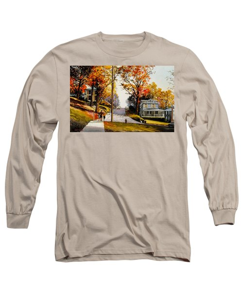 Hearts In Atlantis Long Sleeve T-Shirt