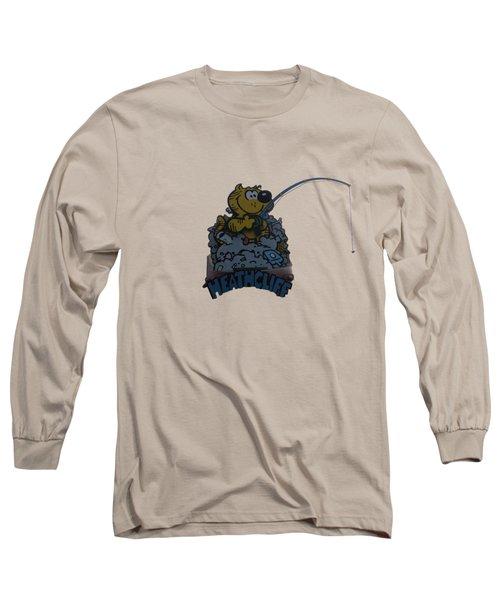Heathcliff Long Sleeve T-Shirt by Tom Prendergast