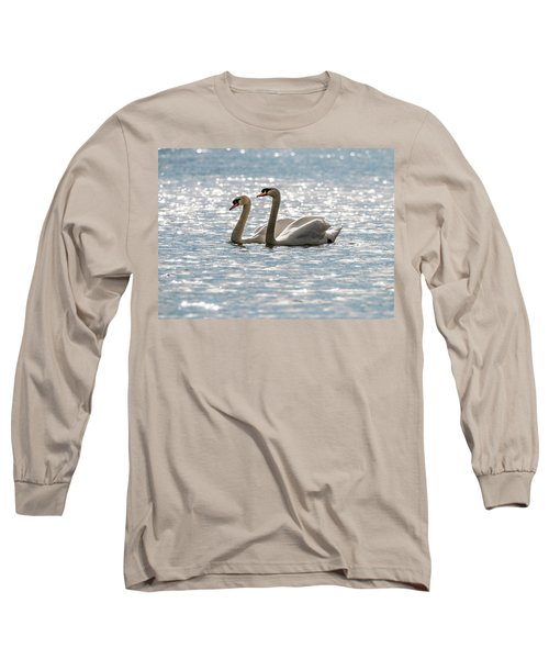 Heather And Keith Long Sleeve T-Shirt