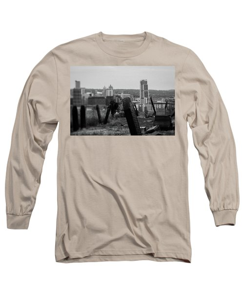 Heaven And Earth Long Sleeve T-Shirt