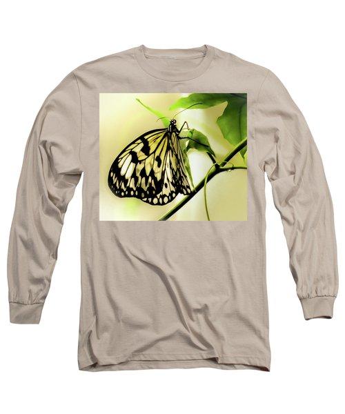 Long Sleeve T-Shirt featuring the photograph Heaven's Door Hath Opened by Karen Wiles