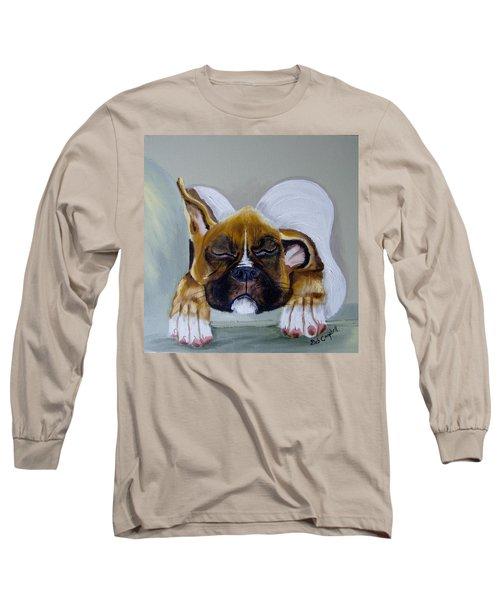 Heavens Little Angel Two Long Sleeve T-Shirt