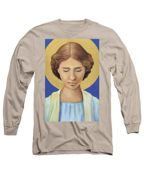 Helen Keller Long Sleeve T-Shirt
