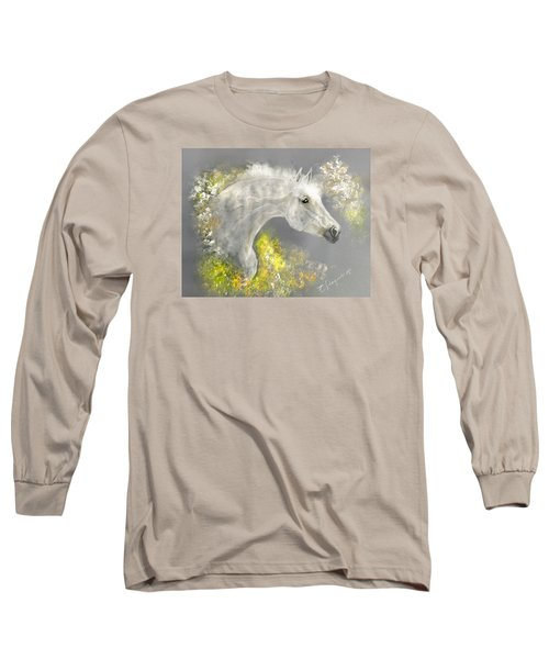 Hello Sun Long Sleeve T-Shirt