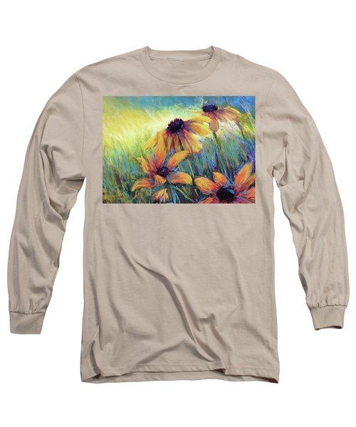 Hello Sunshie Long Sleeve T-Shirt