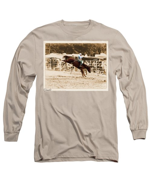Helluva Rodeo-the Ride 4 Long Sleeve T-Shirt