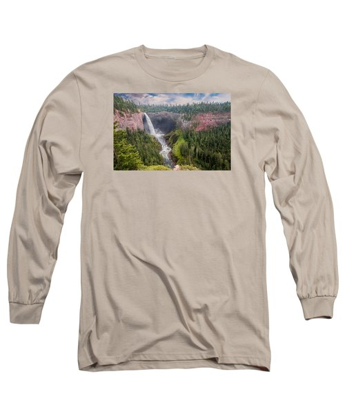 Helmcken Falls Long Sleeve T-Shirt