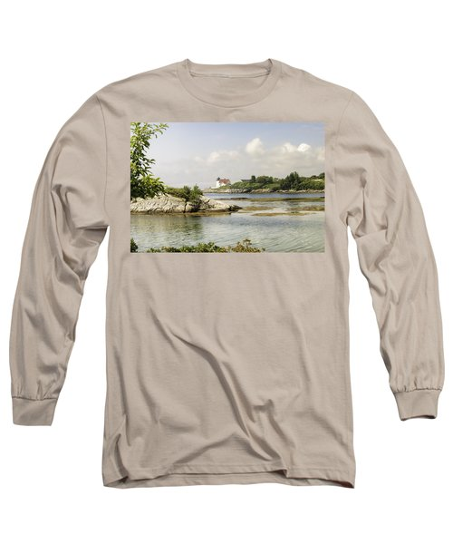 Hendricks Head Lighthouse Long Sleeve T-Shirt