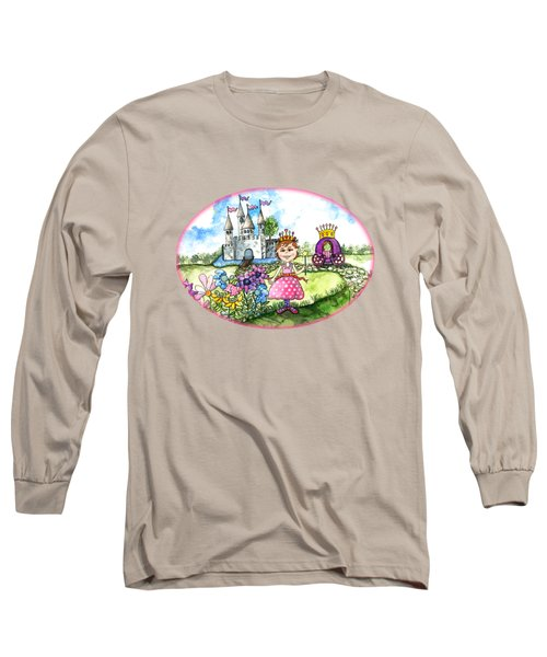 Her Royal Princess Long Sleeve T-Shirt