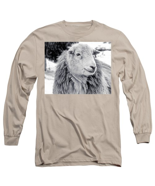 Herdwick Sheep Long Sleeve T-Shirt