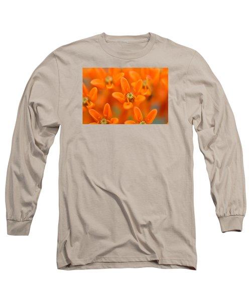 Here Long Sleeve T-Shirt by Janet Rockburn