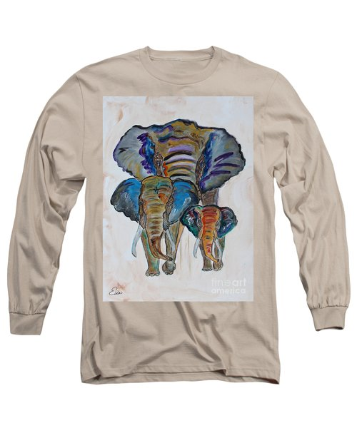 Heritage Walk Long Sleeve T-Shirt