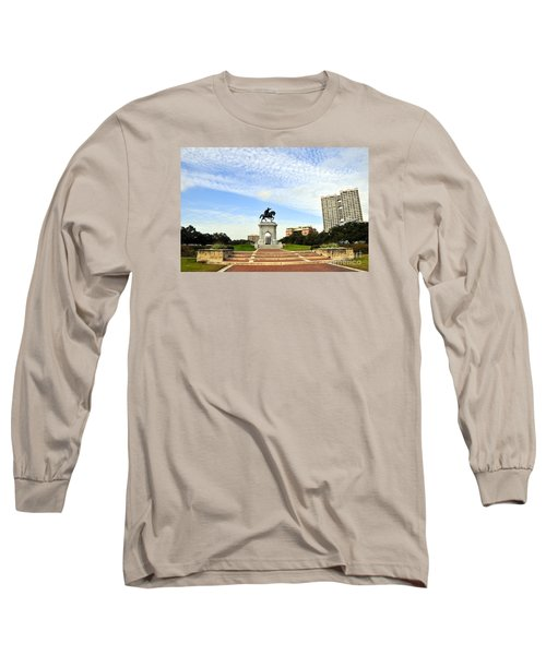 Herman Park 3 Long Sleeve T-Shirt