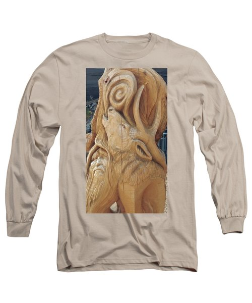 Herne's Song Long Sleeve T-Shirt