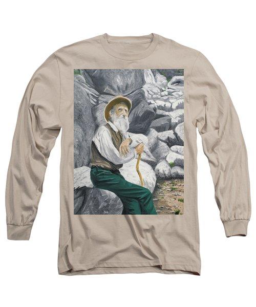 Hero Of The Land Long Sleeve T-Shirt
