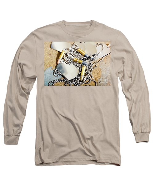 Heroes Of Service Long Sleeve T-Shirt