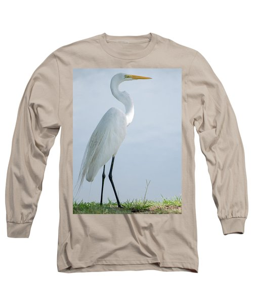 Heron  Long Sleeve T-Shirt