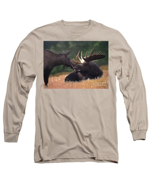 Hesitant Long Sleeve T-Shirt
