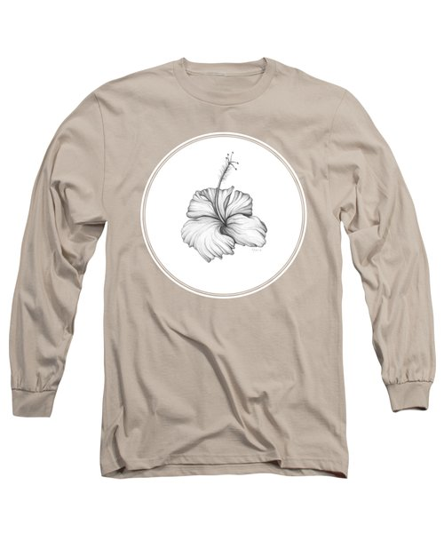 Hibiscus II Long Sleeve T-Shirt