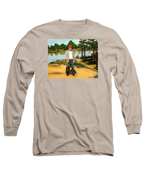 Hickie Long Sleeve T-Shirt