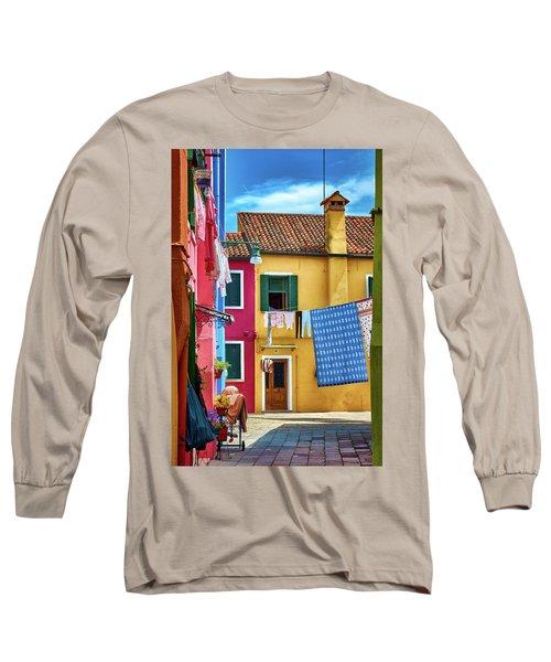 Hidden Magical Alley Long Sleeve T-Shirt