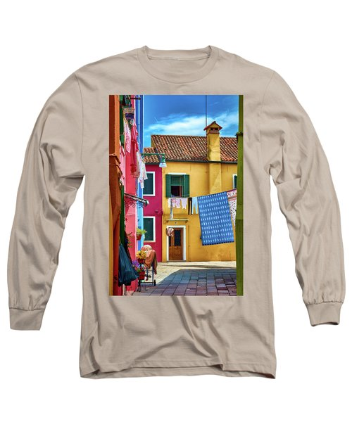 Hidden Magical Alley Long Sleeve T-Shirt