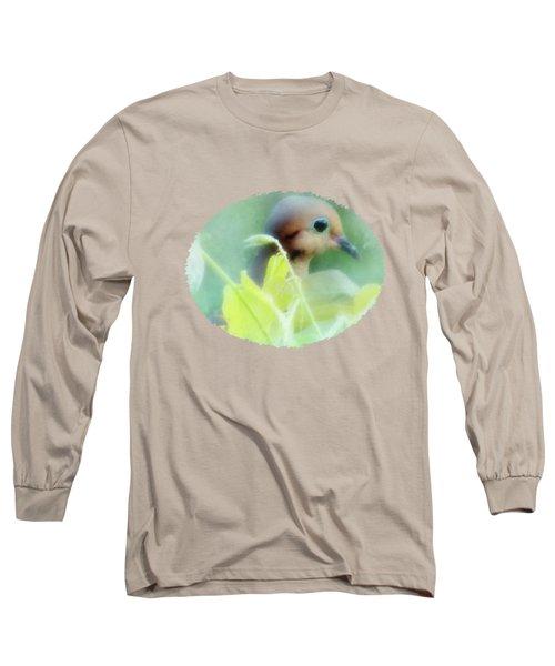 Hidden Nature Long Sleeve T-Shirt by Anita Faye