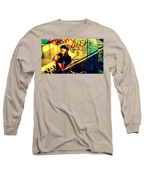 Hidden Stranger Long Sleeve T-Shirt