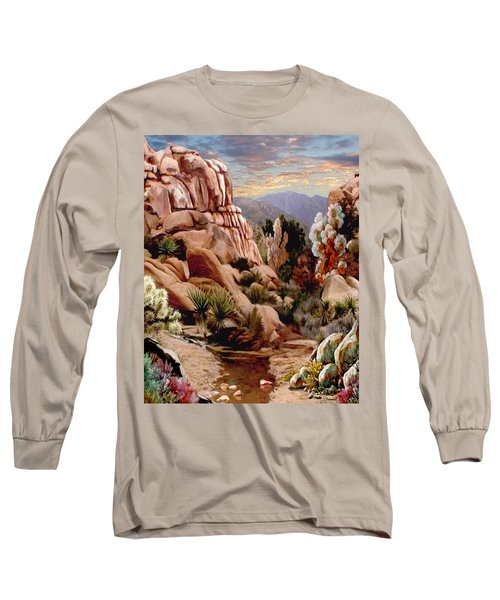 Hidden Valley Trail Long Sleeve T-Shirt