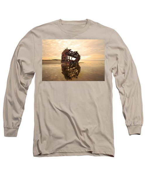 High And Dry, The Peter Iredale Long Sleeve T-Shirt