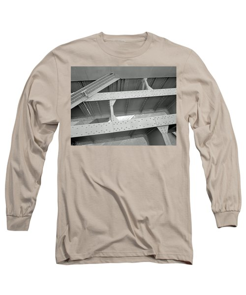 High Line Detail Long Sleeve T-Shirt by Sandy Taylor