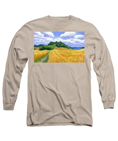High Noon Tuscany  Long Sleeve T-Shirt