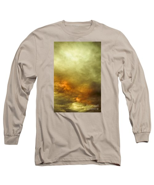 Long Sleeve T-Shirt featuring the photograph High Pressure Skyline by Jorgo Photography - Wall Art Gallery