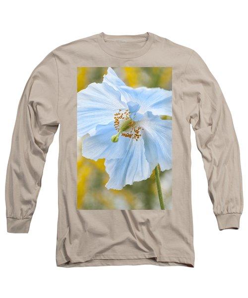 Himalayan Poppy Long Sleeve T-Shirt