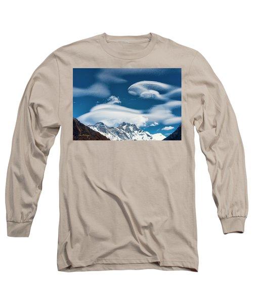 Himalayan Sky Long Sleeve T-Shirt