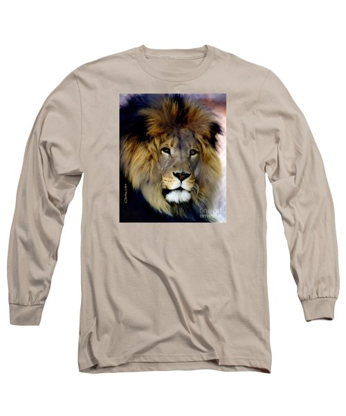 His Majesty The King Long Sleeve T-Shirt