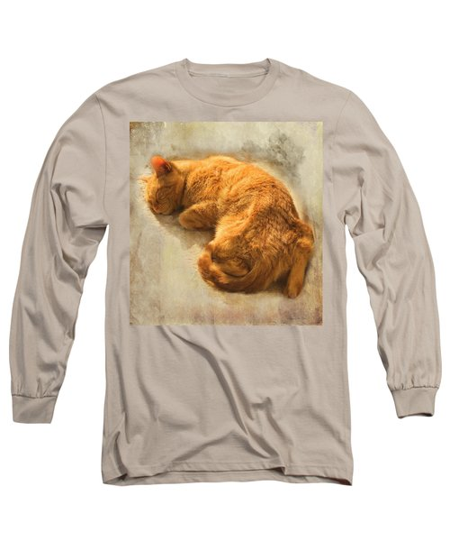 Long Sleeve T-Shirt featuring the photograph His Place In The Sun by Bellesouth Studio