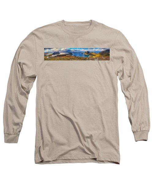 Holandsmelen Panorama Long Sleeve T-Shirt
